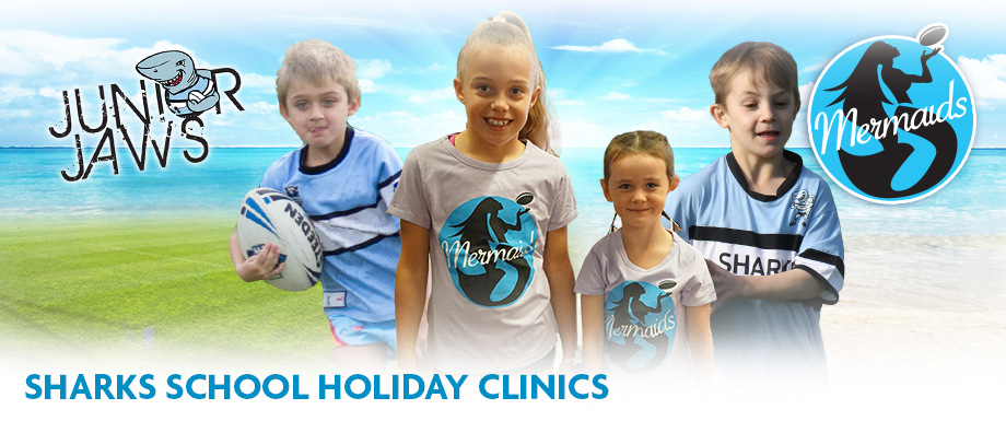 2016 Cronulla Sharks - January Clinic